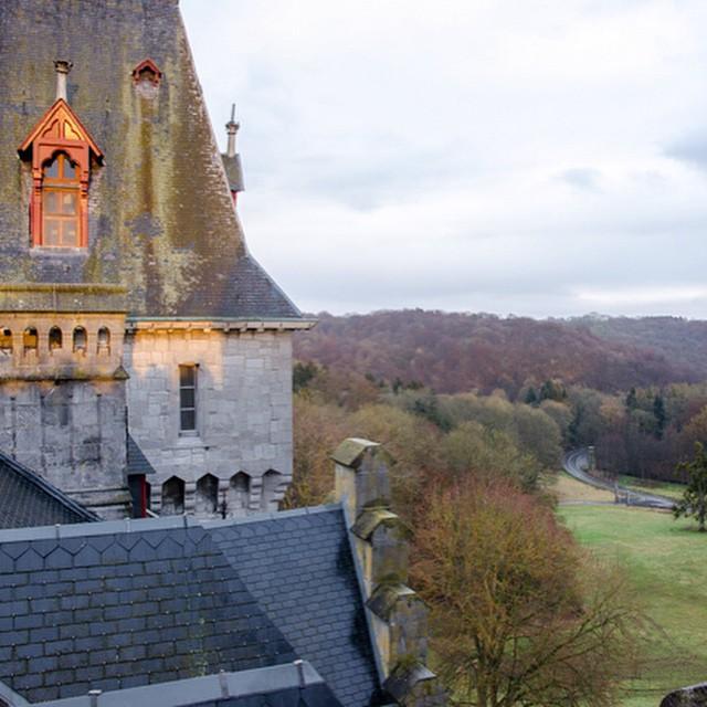 Prachtig uitzicht #Radhadesh #Ardennen #Durbuy