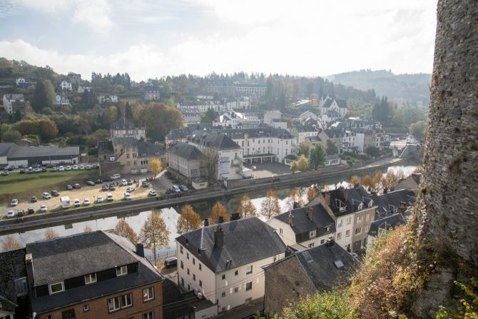 Een middag in Bouillon