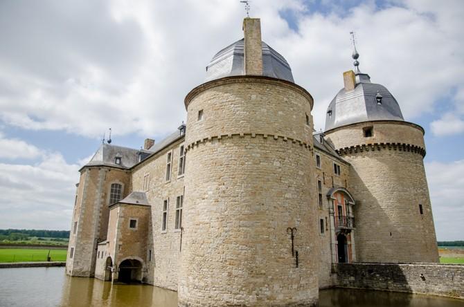 Chateaux Lavaux Saint Anne
