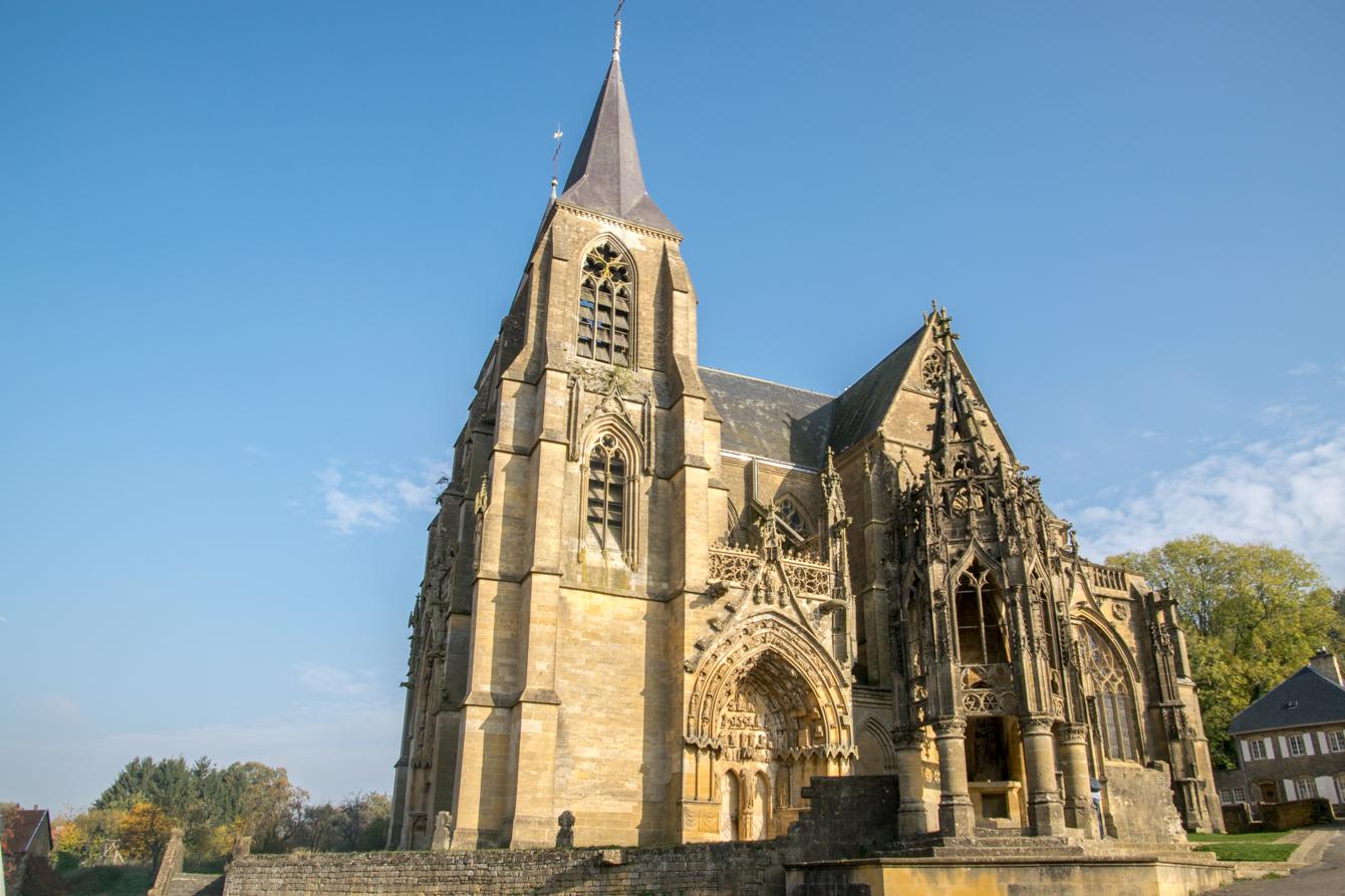 route-gaume-kathedraalvanavioth