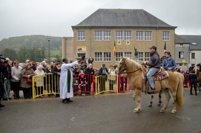Het Sint-Hubertusfeest