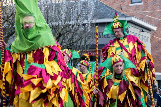 Carnaval ontvluchten in de Ardennen ? ….of juist niet?